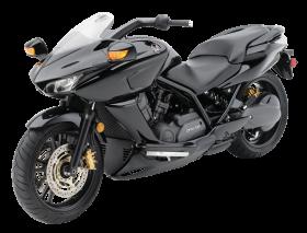 Black Honda DN 01