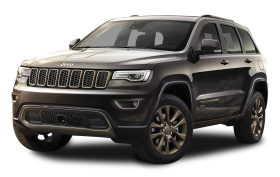 Black Jeep Grand Cherokee Car