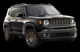 Black Jeep Renegade Car