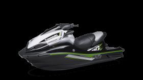 Black Jet Ski