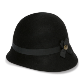 Black Ladies Hat