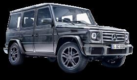 Black Mercedes Benz G Class SUV Car