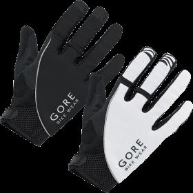 Black & White Gloves
