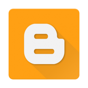 Blogger Icon Android Lollipop