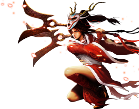 Blood Moon Akali New Skin
