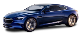Blue Buick Avista Car