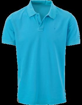 Blue Men's Polo Shirt