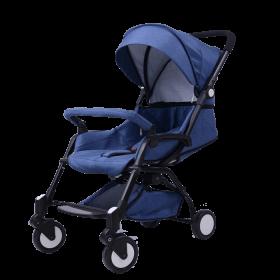 Blue Pram Baby