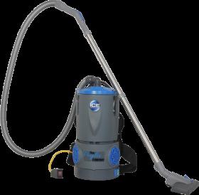 Blue Vacuum Cleaner