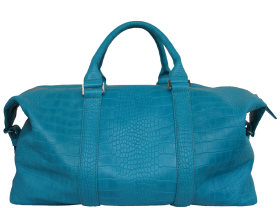 Blue Women Bag