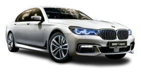 BMW 7 Series Car