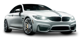BMW M4 Evo Aero White Car