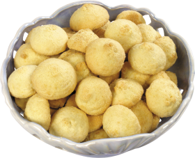 Bowl of Vanilla COokies