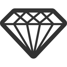 Brilliant Black Diamond