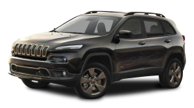 Brown Jeep Cherokee Car