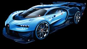 Bugatti Vision Gran Turismo Car