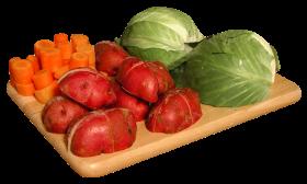 Cabbage Carrot Sweet Potato