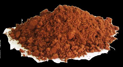 Cacao pulver