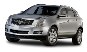 Cadillac SRX Grey Car