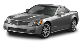 Cadillac XLR V Grey Car