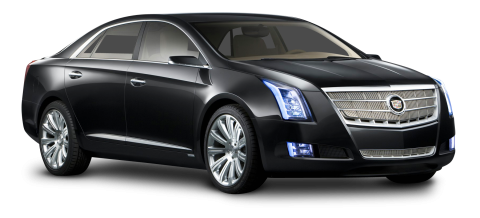Cadillac XTS Platinum Car