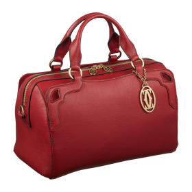 Cartier Red Women Bag