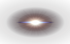 Center Lens Flare