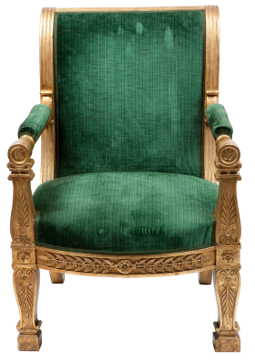 Chair Tron Green