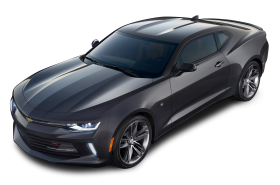 Chevrolet Camaro RS Black Car