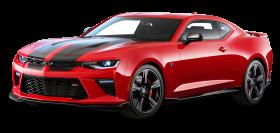 Chevrolet Camaro SS Red Car