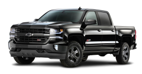 Chevrolet Silverado Colorado Black Car