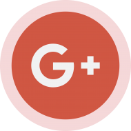 Circled Google Plus Logo