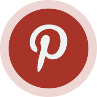 Circled Pinterest Logo