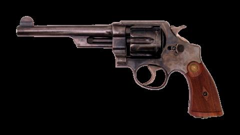 Classic Western Revolver