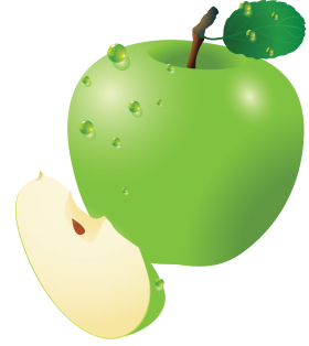 Clipart Apple