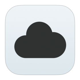 CloudApp Icon iOS 7