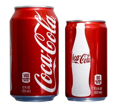 Coca Cola Soda Can
