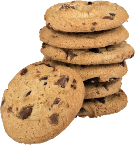 Cookies Stacked
