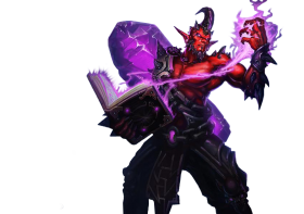 Dark Crystal Ryze skin LoL