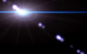 Dark Lens Flare