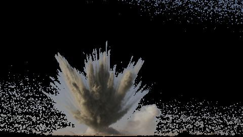 Dirt Explosion