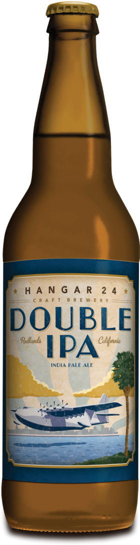 Double Ipa Bottle
