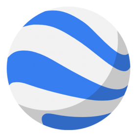 Earth Icon Android Kitkat