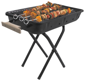 Electric Tandoor Barbeque Grill