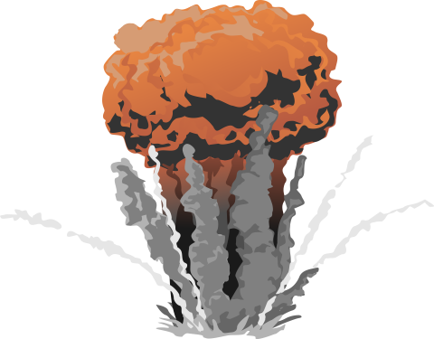 Explosion Clipart
