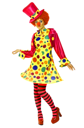 Female Clown