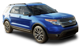 Ford Explorer XLT Car