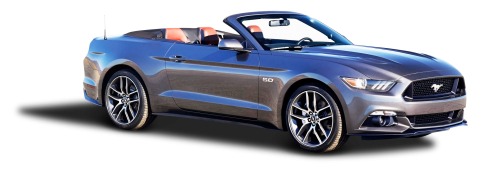 Ford Mustang Convertible Car