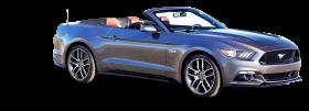 Ford Mustang Convertible Car