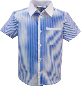 Formal Half Kid Shirt